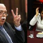 Tubino pide a Vilcatoma no exigir que bancada vea tema Odebrecht