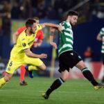 Europa League: Villarreal clasifica a los octavos tras empatar 1-1 con Sporting de Lisboa