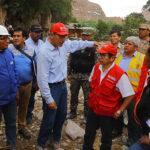 Vizcarra llama a la unidad para superar emergencias por lluvias
