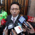 Fiscalía allana vivienda de Humberto Abanto, abogado de Yoshiyama (VIDEO)