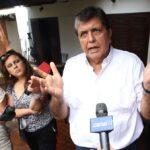 Defensa de Alan García dice que fue lícito pago por conferencia en Brasil