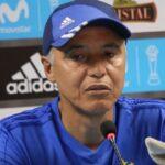 Sporting Cristal se quedó sin entrenador tras renuncia de Alexis Mendoza