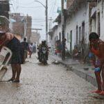Chiclayo soportó lluvia intensa madrugada del viernes