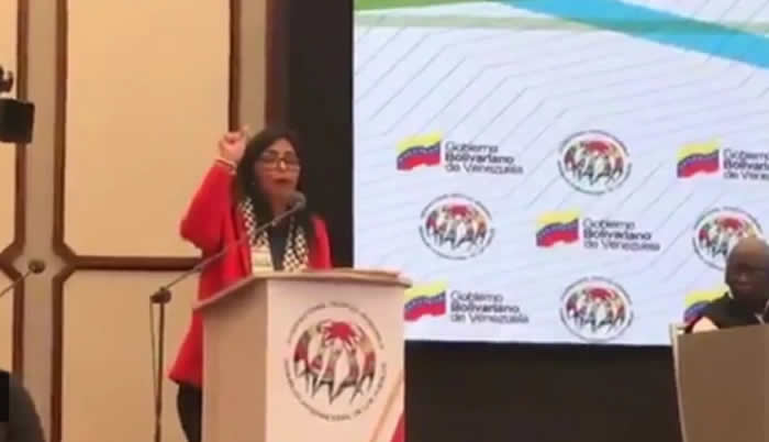 Asamblea Internacional de los Pueblos exige levantamiento de bloqueo contra Venezuela
