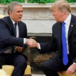 Trump sobre el envío de 5,000 soldados a Colombia por crisis en Venezuela: Ya veremos (VIDEO)