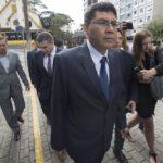 Fiscales interrogan a exejecutivo de Odebrecht, Igor Braga Vasconcelos