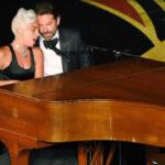 Lady Gaga confiesa su 'historia de amor' con Bradley Cooper tras la ceremonia del Oscar (VIDEO)