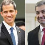 Juan Guaidó viajará a Paraguay este viernes para reunirse con el presidente Mario Abdo