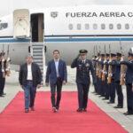 Colombia: Guaidó llega para asistir a la cumbre del Grupo de Lima sobre Venezuela