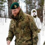 Príncipe Harry festejó San Valentín lejos de Meghan Markle en el círculo polar ártico (VIDEO)