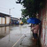 Lluvias de regular intensidad se registran en Piura, Sullana y Tumbes