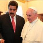 Venezuela: Maduro envió carta al papa Francisco pidiéndole ayuda para diálogo con la oposición