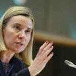 Unión Europea demanda a EEUU que descarte la intervención militar en Venezuela (VIDEO)