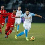 Liga de Francia: Olympique de Marsella se impone por 2-1 frente al Dijon