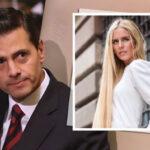 España: Ex presidente mexicano Peña Nieto reapareció con modelo mientras tramita divorcio (VIDEO)