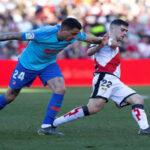 Liga Santander: Atlético de Madrid rompe mala racha ganando 1-0 al Rayo Vallecano