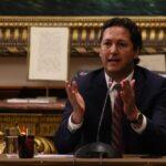 """Daniel Salaverry: """"Se acabó tarjetazo y padrinazgo en el Congreso"""""""