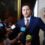 Daniel Salaverry solicitó al Ejecutivo presentar nuevo proyecto sobre inmunidad