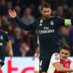 Champions: La UEFA abre investigación a Sergio Ramos