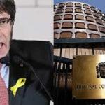 España: TC anula la candidatura presidencial de Puigdemont que propuso el Parlamento de Puigdemont