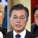 Tras fracaso de la Cumbre Trumppidió a Moon Jae-in mediar para salvar diálogo con Kim Jong-un