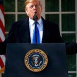 Casa Blanca: Trump listo para primer veto si el Congreso rechaza su 'emergencia nacional' (VIDEO)