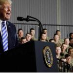 Trump emplazó a países europeos que procesen a 800 terroristas del Estado Islámico capturados