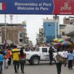 Más de 300 detenidos en frontera de Perú por ingreso irregular este año