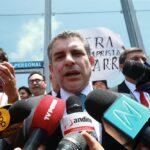 Vela: Suspenden interrogatorio a expresidente OAS por ausencia de abogado