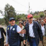 Declaratoria de emergencia permitirá asistir rápido zonas afectadas