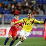 Colombia cae 2-1 ante Corea del Sur en amistoso internacional por fecha FIFA