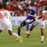 Perú vuelve al triunfo ante Paraguay con gol de Christian Cueva en Nueva Jersey