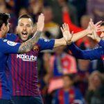 Barcelona 5-1 Olympique: Catalanes en cuartos de final de la Champions League