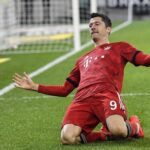 Robert Lewandowski supera el récord de Claudio Pizarro en la Bundesliga
