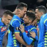Europa League: Nápoles pasa a cuartos de final pese a derrota ante Salzburgo