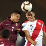 Perú sin pólvora iguala 0-0 con Venezuela por el Torneo Sudamericano Sub 17