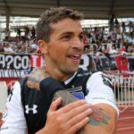 Gabriel Costa responde con goles con la camiseta del Colo Colo