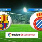 Liga Santander: Espanyol será el primer escollo en semana clave para Barcelona