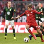 Bundesliga: Bayern Múnich golea (6-0) y asume el liderato frente al Wolfsburgo