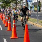 Centro Histórico de Lima ya tiene carril exclusivo para ciclistas