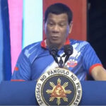 Presidente de Filipinas Duterte reta a Corte PenalInternacional condenarlo a la horca (VIDEO)
