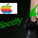 Tecnología: Spotify por competencia desleal demanda a Apple ante la CE