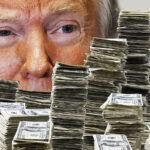Trump ha cobrado más de 1 millón de dólares a su propia campaña de reelección