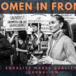 FIP: Mujeres solo ocupan 23% de los puestos directivos en medios de comunicación