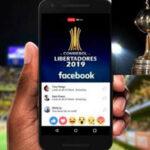 Copa Libertadores: Facebook permitirá que partidos lleguen a 400 millones de personas