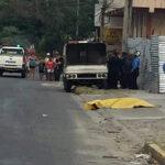 Matan a un colombiano y raptan a su hija en el norte de Honduras