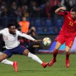 Eurocopa 2020: Inglaterra en camino a la clasificación golea 5-1 a Montenegro en el Grupo A