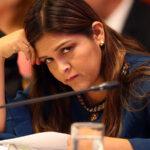 Fiscalía investiga a Karina Beteta por viaje particular con recursos públicos