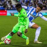 Liga Santander: Leganés en tránsito hacia la permanencia supera 1-0 al Levante