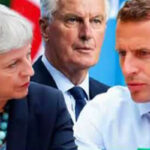 Macron encabeza presión de la Unión Europea sobre Londres para que cumpla con Brexit (VIDEO)